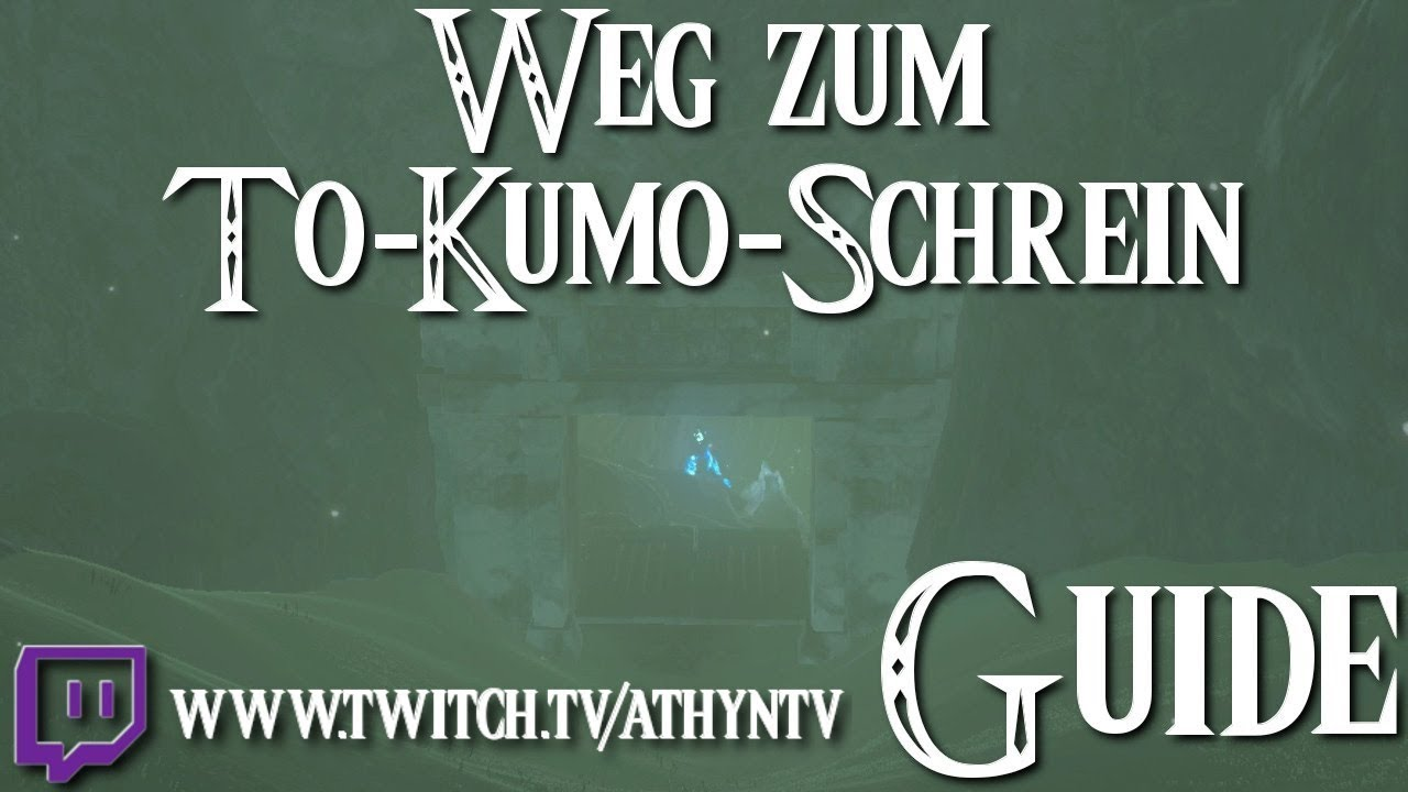 Breath Of The Wild Schreine Karte.To Kumo Schrein Guide Zelda Breath Of The Wild