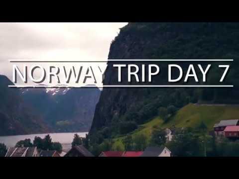 WE CLIMBED THE MOUNTAIN - KJEÅSEN    Norway Trip Day 7