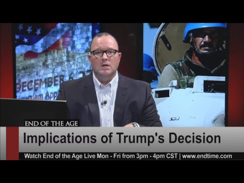 A Historic Decision | Irvin Baxter | End of the Age LIVE STREAM