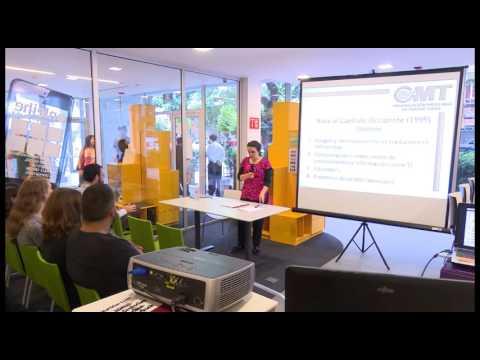 Presentación de la Organización Mexicana de Traductores por Mercedes Guhl