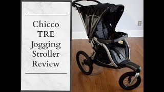 My 5 Favorite Things about the Chicco TRE Jogging Stroller in Titan // Melissa Marie / Baby Stroller