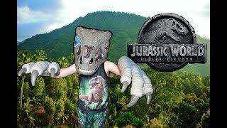 Jurassic World 2. Маска Раптора из Мира Юрского Периода 2