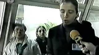 Israeli TV Coverage 6 - Ofra Haza
