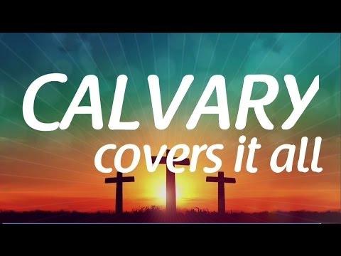 CALVARY - HILLSONG LIVE   Lyric Video HD