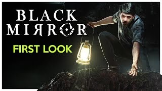 Black Mirror Game First Look - First Hour of Gameplay [Black Mirror 2017 PC Let's Play Part 1]