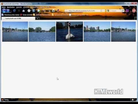 HTML Tutorial: Lauftexte Erstellen Mit HTML | Deutsch