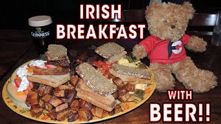 Guinness BREAKFAST Challenge in MASSACHUSETTS!!