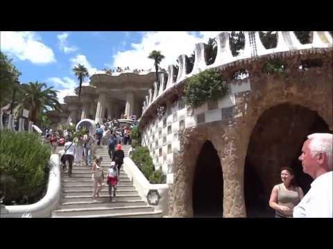 Parks of Barcelona: Park Güell & Parc de la Ciutadella