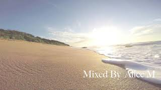 No Ads! New 2018 Luxury Tropical House Chill Out Ibiza Style NonStop Mix Mixed By DJ Alice M