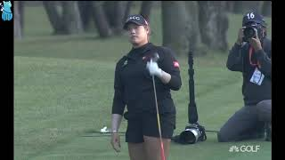 Ariya Jutanugarn's Golf Highlights 2016 TOTO Japan Classic LPGA Tournament