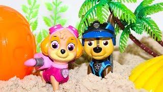 Щенячий патруль новая серия Развивающие мультики для детей Игрушки Щенячий патруль Видео для детей