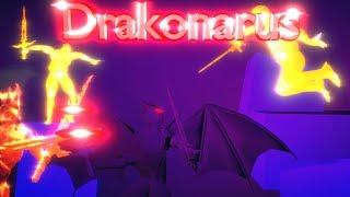 3vs1 - EPIC FIGHT CLIP - Animation - Drakonarus