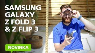 Vychytal Samsung třetí generaci skládacích telefonů?