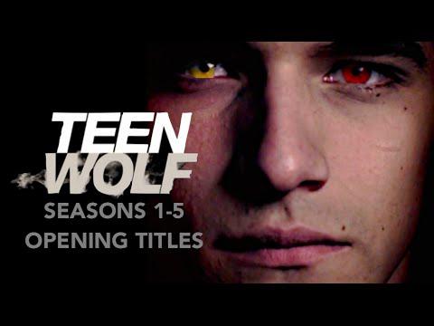 Teen Wolf Opening Titles Seasons 1-5
