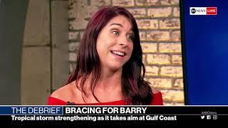 The Debrief: Acosta resigns, Tropical Storm Barry, R. Kelly arrest, border battle | ABC News