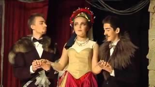 Призрак оперы - репетиция мюзикла (постановка вальдорфской школы СТУПЕНИ, Одесса