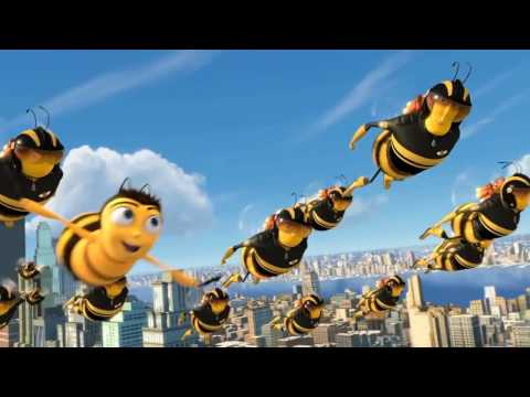 the bee movie but every