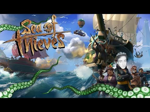 🔴 LIVE - SEA OF THIEVES! (FULL GAME WALKTHROUGH) - PIRATE LIFE FOR ME - INTERACTIVE STREAM