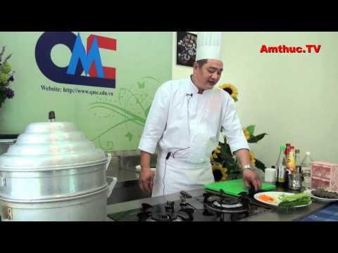 Cách làm Tôm cuộn bí đao (Vào bếp cùng Sao - số 74) - tapchiamthuc.vn