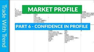 Market Profile Part 6 - Profile Confidence