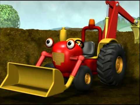 Tracteur tom le trou sans fond youtube - Le tracteur tom ...