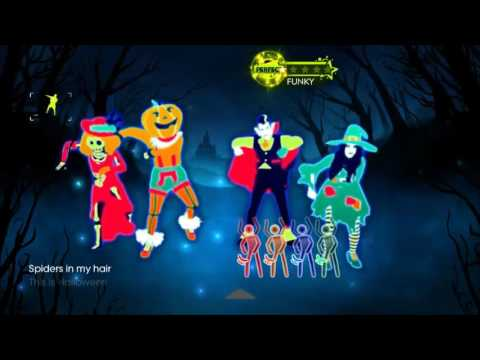 This Is Halloween Just Dance 2020 Just Dance 3 This is Halloween   YouTube