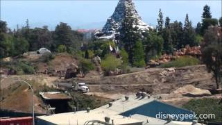 Disneyland: Star Wars Construction Site Overview (Cell Phone Video)(Friday, April 1, 2016 - A quick cell phone pan of the Star Wars Construction site at Disneyland taken from the Mickey and Friends Parking Garage. For more ..., 2016-04-02T16:23:20.000Z)