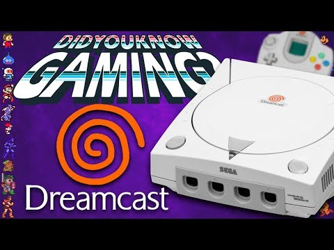 Sega Dreamcast - Did You Know Gaming? Feat. Greg (Sponsored)