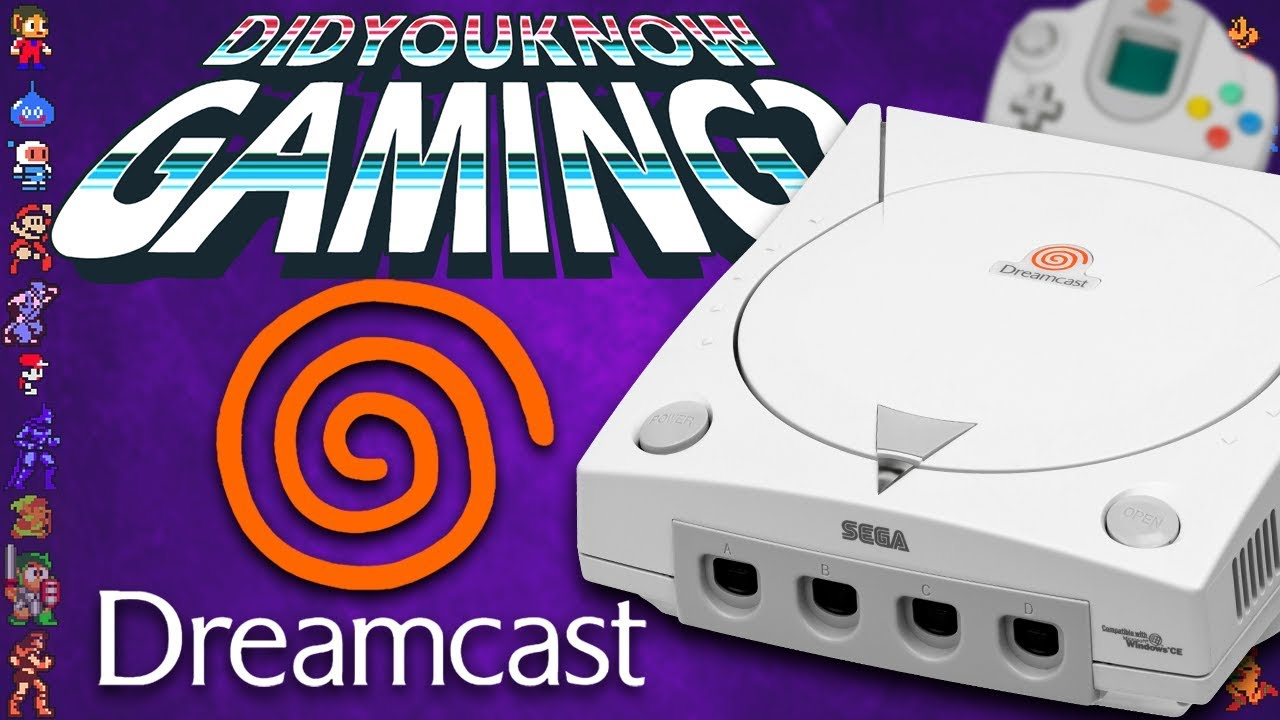 Sega Dreamcast - Did You Know Gaming? Feat  Greg (Sponsored)