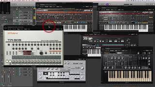 Roland Cloud Download