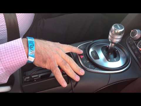 How To Use Audi R8 launch control R-Tronic