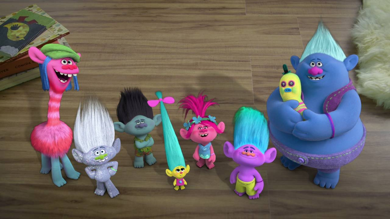 How To Create A Trolls Themed Bedroom Dulux YouTube