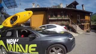 Slovenia House Tour - New Wave Kayaking Chalet