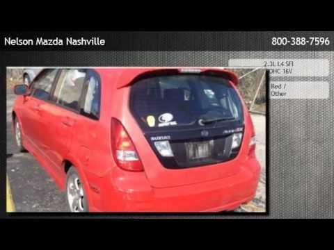 2004 Suzuki Aerio Sx Hatchback Heritage Square