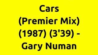 Cars (Premier Mix) - Gary Numan | 80s Club Mixes | 80s Club Music | 80s Club Grooves | 80s Club Mix