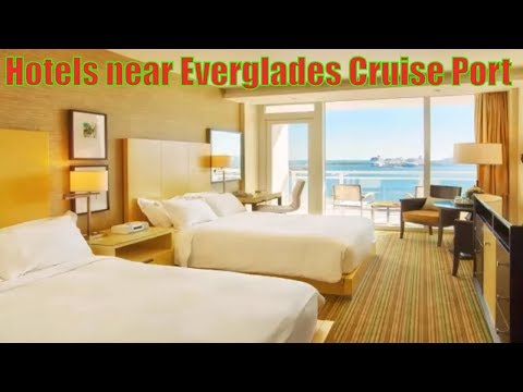 Fort Lauderdale hotels near the cruise port - hotels for the