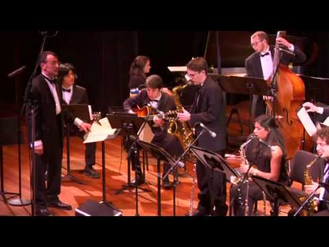 Too Close for Comfort: NYU Steinhardt Music Education Jazz Ensemble