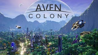 Aven Colony Gameplay PC