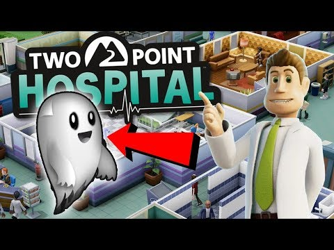 I KILLED MY PATIENT! | TWO POINT HOSPITAL GAMEPLAY!