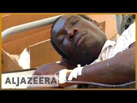 🇿🇼💉Zimbabwe will vaccinate 1.4m people against cholera this week l Al Jazeera English