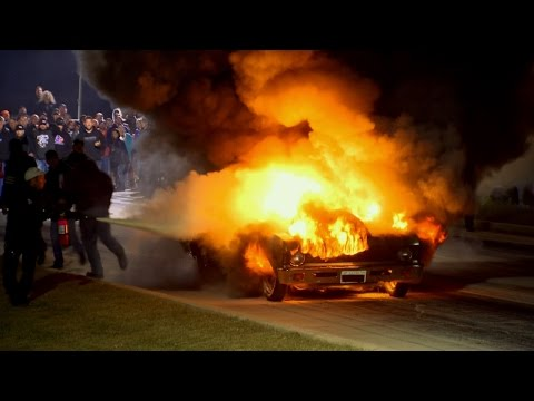 In The Drivers Seat: Explosive Moments | Street Outlaws