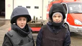 Уроки безпеки для школярів обласного центру