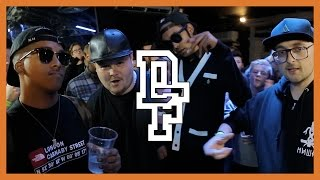 BIG J & LEFTY VS P SOLJA & MATTER | Don't Flop Rap Battle