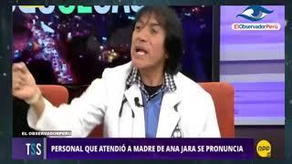 Milagros Leiva Dr Zuñiga y Dr Diaz