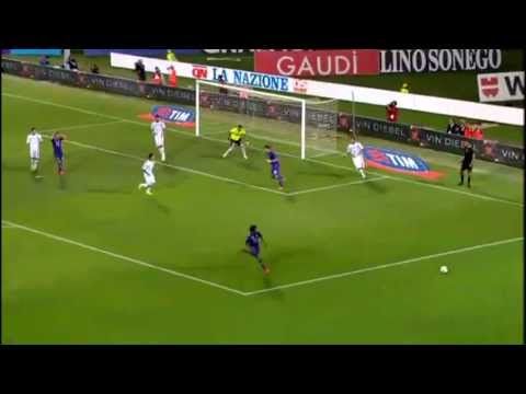 Fiorentina - Catania 2-1 - Sky Sport HD - Serie A