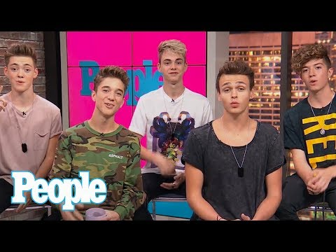 Why Don't We Reveal What They Look For In A Girl, If They Would Date A Fan | People NOW | People