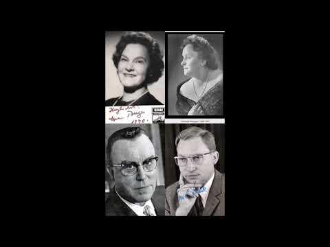 Brahms  Liebeslieder  Neue Liebeslieder Walzer  Berger Pitzinger Ludwig Wenk