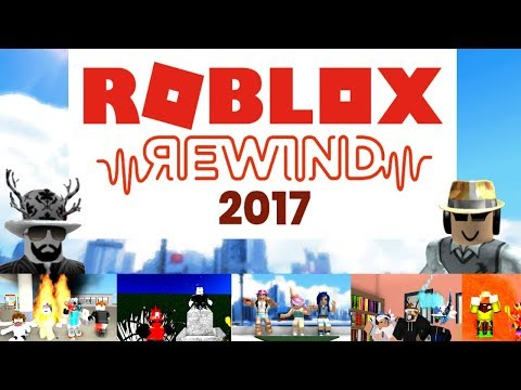 ROBLOX Rewind 2017 - The Oof of 2017