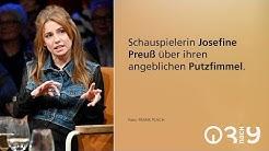 Josefine Preuß über ihren Putzfimmel // 3nach9