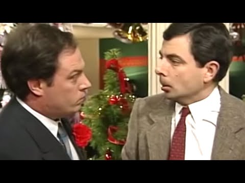 Playing in a Shop | Funny Clip | Classic Mr Bean